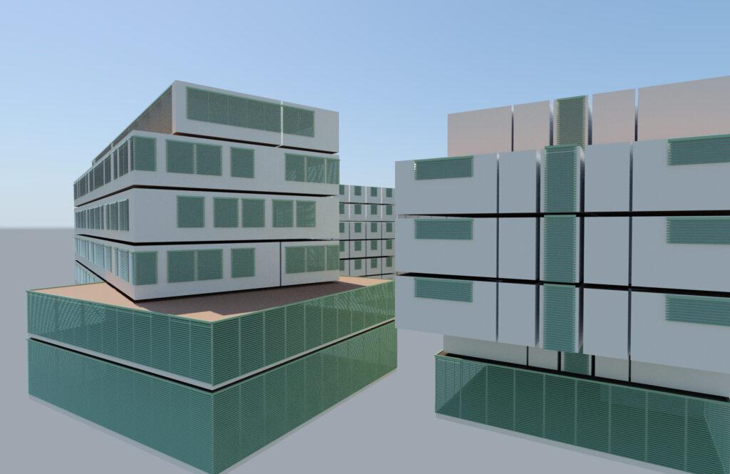 Gebäudesimulation Bamberg