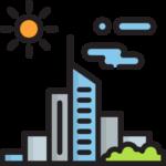 Nachhaltige Gebäude