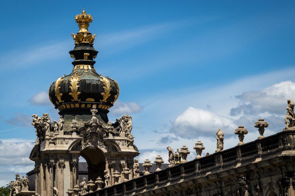 Zwinger Dresden Sanierung